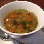 ロッソ エ ビアンコ - スープ