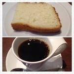 ロッソ エ ビアンコ - フォカッチャとコーヒー