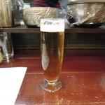 アジト - 生ビール