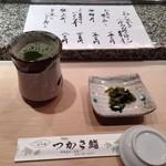 つかさ鮨 - お客様と横浜でパワーランチw