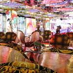 ロボットレストラン - 待合室