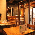 HAGI CAFE  - 友人とでも1人でののんびりできるカフェ。
