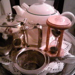 23644166 - 紅茶はさし湯つきで