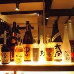 ちょい呑みバー 8カウント - 九州の焼酎がたくさん
