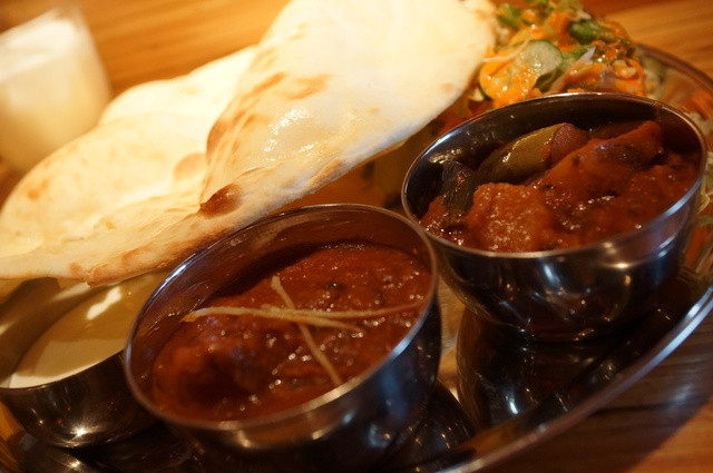 Aman along yamahananishi railway line indian curry tabelog for Aman indian cuisine