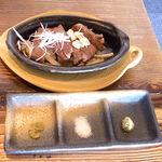風 - 神戸牛サーロインステーキ♪ キチンとした量です☆