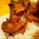 辛来飯 - チキンはチューリップの唐揚げ
