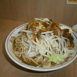 ラーメン荘 歴史を刻め - カレーラーメン 野菜マシ¥750