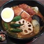 CoCo壱番屋 - チキン スープカレー