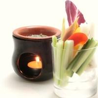 トリプルアール グリルキッチン - 新鮮野菜のバーニャカウダSサイズ¥598