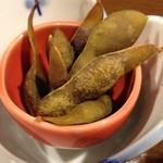 GENYA - 燻製黒枝豆