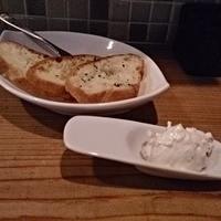 バルヨバナシ-お通しのパン