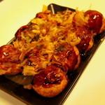 太たこ - 料理写真:ソースは甘口、中辛、辛口から選べます!