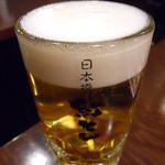 紅とん - 生ビール