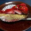 パティスリー・キュイール - 料理写真:あまおうのタルト