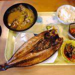 23654231 - 焼き魚定食