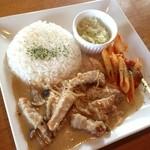 carib cafe - 料理写真:
