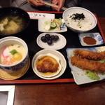 おかめ - レディース定食