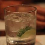 居酒屋 梅の湯 - ジントニック