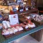 プティ・マリエ 幕張スイーツファクトリー - 焼き菓子もあります