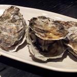 夢市門 - 焼き牡蠣