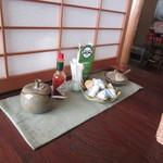 りんご庵 - 内観写真: