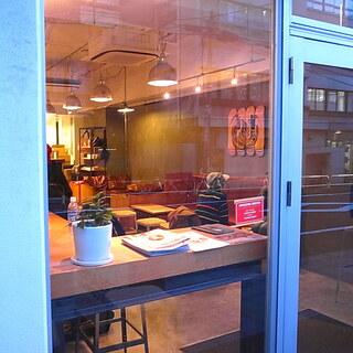ストリーマー コーヒーカンパニー - 残念ながら、店内撮影禁止(ってレジんとこに貼ってあったからなぁ・・・)