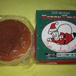 りくろーおじさんの店 - 2013年のHappy X'mas! 焼きたてチーズケーキ630円