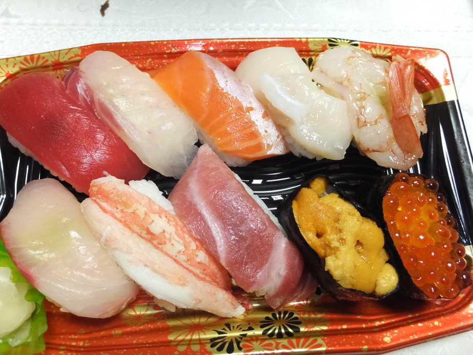 魚一心 東急フードショー店