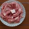 登喜和 - 料理写真:牝の黒毛和牛にこだわったA5,A4ランクのお肉です。