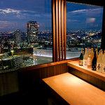 吟座 - 地上29階から大阪の夜景を一望