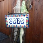 SOBO - お店看板