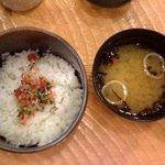 2366852 - ご飯と味噌汁