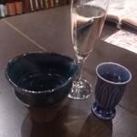 銀座 ぼくじん - 日本酒、いいの揃ってました