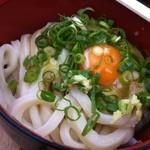須崎食料品店 - 温+卵