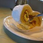 カフェ・ド・オーク - フルーツケーキ