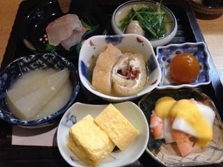 みよし - 一月の点心(1360円)15食限定