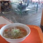 水晶山スキー場レストラン - トン汁