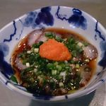 居酒屋 みき - 料理写真:赤ナマコ