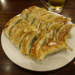 楽水軒 - 餃子