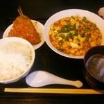 23667103 - 麻婆豆腐ランチ