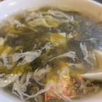 中華料理 大陸 - スープアップ