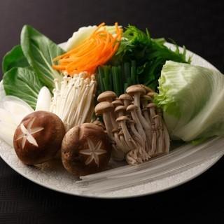産地直送の国産野菜