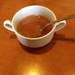 キッチン ソウショー - スープ
