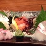 海鮮釜居酒 花火 - 5種盛り