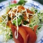 レストラン・シャレード - 料理写真:サラダ
