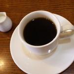 ヒルズカフェ - ブレンドコーヒー(380円)