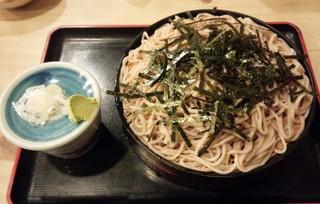 作吉 - ざる蕎麦