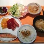 舞鶴グランドホテル - 料理写真:ホテルモーニン(^^)