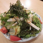23676538 - 山芋のサラダ